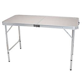 Quest Superlite Stow Folding Table from Robert Dyas