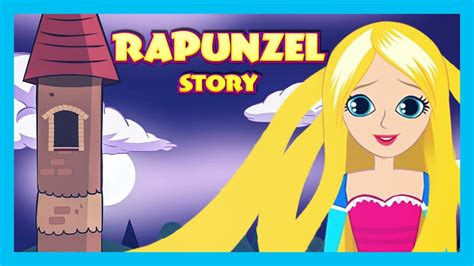 RAPUNZEL Kids Story Fairy Tales Bedtime Stories for Kids