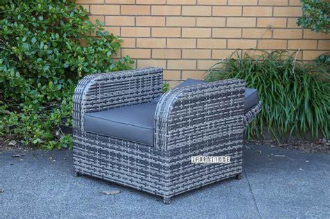 RILEY 6 PC Outdoor Reclining Sofa Dining Set Outdoor