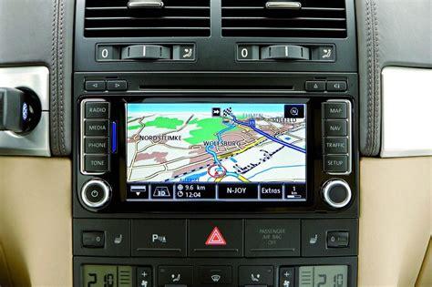 RNS 510 VW radio navigation system FAQ and comparison VW