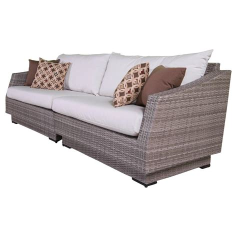 RST Brands Cannes Sofa Outdoor Furniture Cannes Furniture