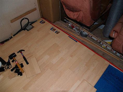 RV Laminate Flooring ModMyRV