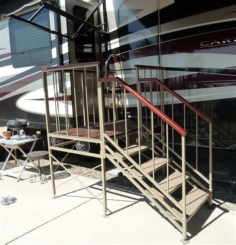RV Products Decks and Stairs Home Page