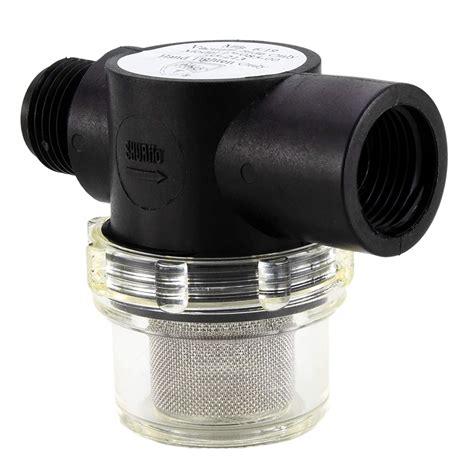 RV Water Pumps Filters Fixtures PPL Motor Homes