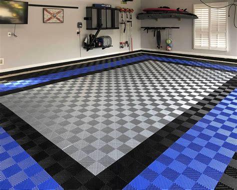 RaceDeck Floor Tiles garage flooring