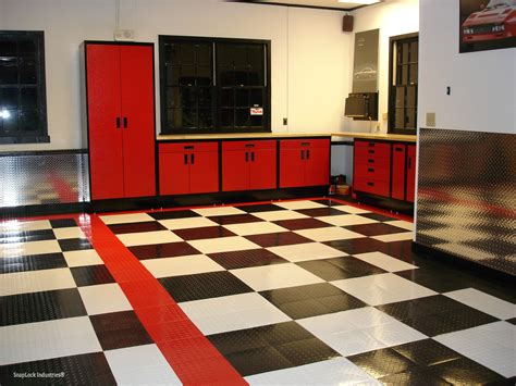 RaceDeck Products garage flooring garage flooring tiles