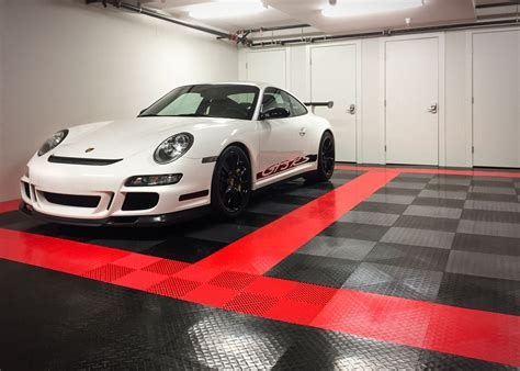 RaceDeck XL Floor Tile RaceDeck Garage Floors large