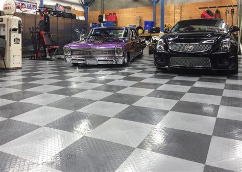 RaceDeck XL Largest Garage Floor Tile On The Market