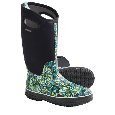 Rain Boots for Women Bogs Footwear