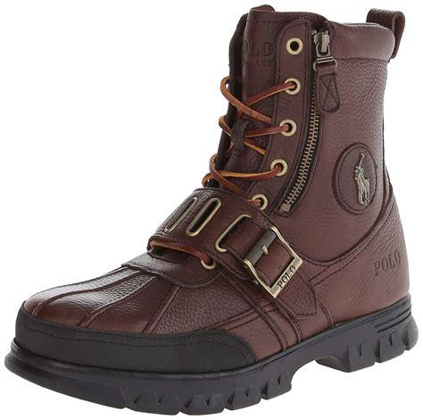 Ralph Lauren Mens Polo Boots Men s Shoes Compare