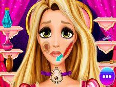 Rapunzel Real Surgery online Dress Up Games For Girls