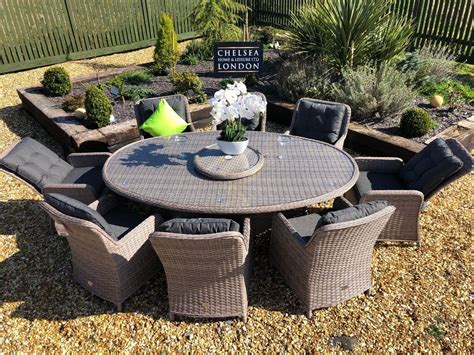 Rattan Dining Sets Rattan Garden Table Chairs