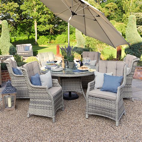 Rattan Garden Furniture Dining Sets Best Quality Rattan