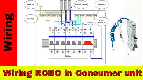 Rcbo Wiring Diagram