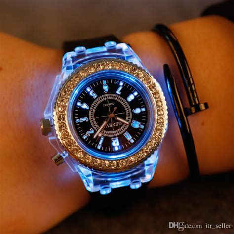 Real Diamond Watches For Men Women Luxury Watches