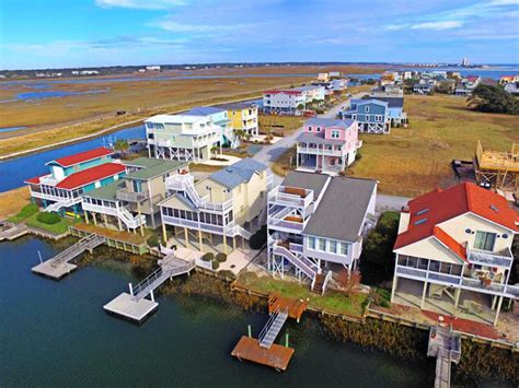 Real Estate in Brunswick County and Sunset Beach CB