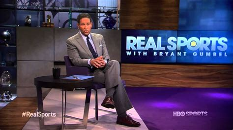 Real Sports with Bryant Gumbel HBO Sports