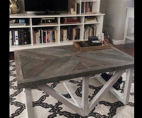 Reclaimed Wood Table 5 Steps with Pictures Instructables