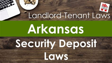 Recovering Your Security Deposit California Tenant Law