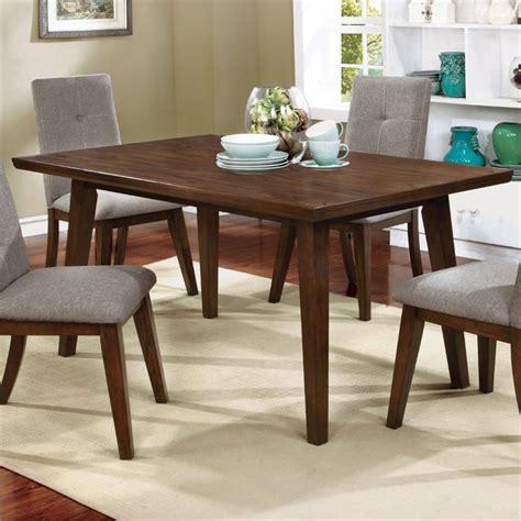 Rectangular Wood Dining Table Houzz
