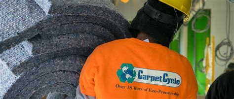 Recycling 101 Carpet Cycle