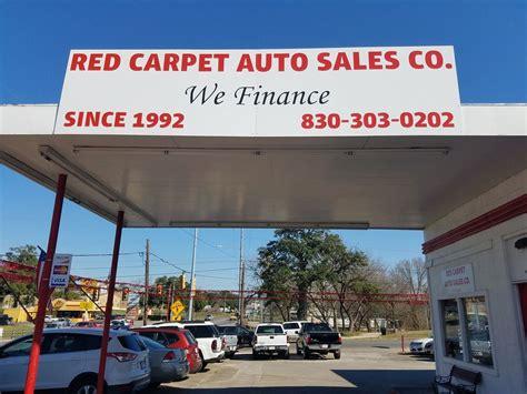 Red Carpet Auto Sales