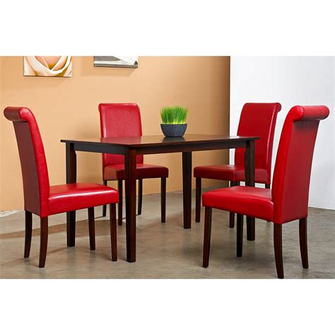 Red Dining Room Bar Furniture Overstock