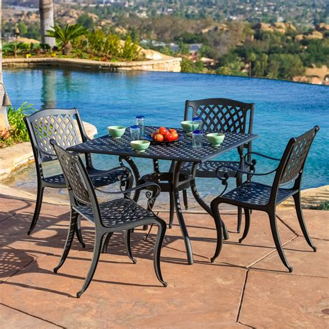 Red Dining Sets Shop The Best Patio Furniture Deals for