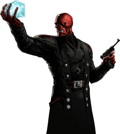 Red Skull Johann Shmidt Marvel Universe Wiki The