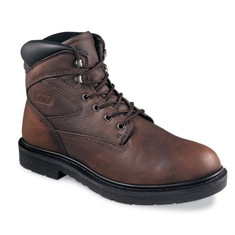 Red Wing Boots and Shoes Working Person