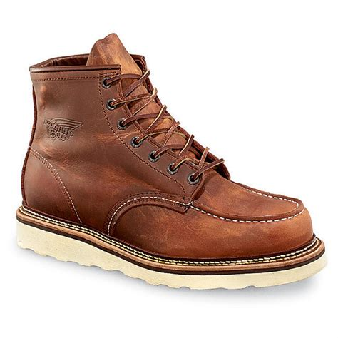 Red Wing Work Boots For Men ShopStyle