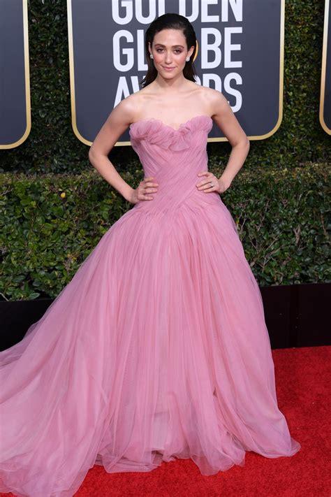 Red carpet events Oscars Golden Globes Emmys Glamour