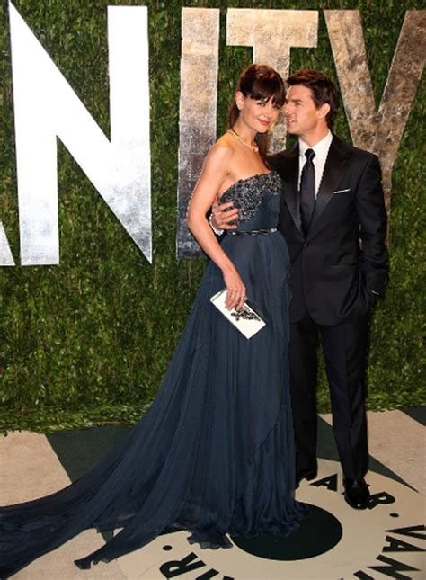 Red carpet report card Tom Cruise and Katie Holmes