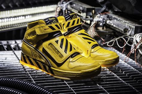 Reebok s Alien Power Loader And Xenomorph Sneakers Are Now