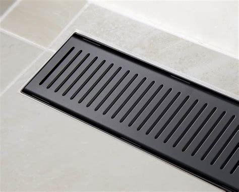 Reef Channel Drain Grates Bathroom Floor Grate Drains