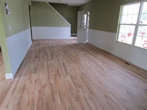Refinishing hardwood floors how long does it take