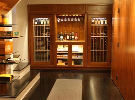 Refrigerated Wine Cabinet Gallery Custom Wine Cabinet
