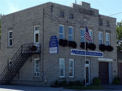 Regular Council Minutes Village of Marblehead Ohio