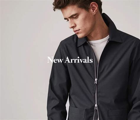 Reiss Mens Clothing Accessories Shop New Arrivals