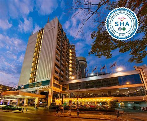 Relaxing oasis Review of Narai Hotel Bangkok Thailand