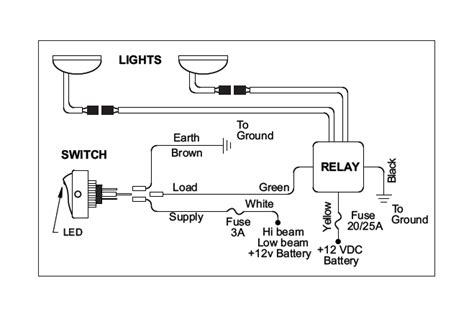 relay wiring diagram images arduino relay driver circuit wiring relay wiring diagram kc hilites