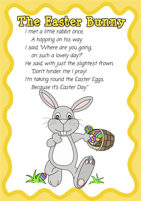 Religious Easter Poems Poetry for Kids about Easter and