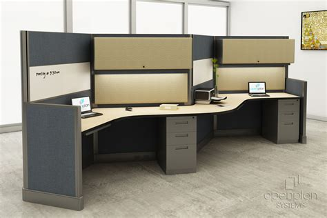 Remanufactured Cubicles Panel Systems Unlimited