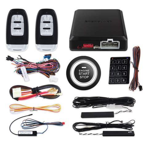 Remote Car Starter Keyless Entry Systems