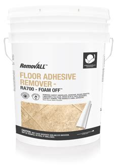 RemovALL 700 Floor Adhesive Remover Foam Off