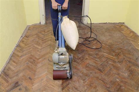 Removing Carpet Padding Stuck to A Hardwood Floor