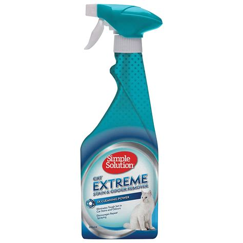 Removing Odors and Stains with Cat Litter Clay Odor Removal