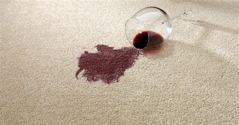 Removing the 5 Most Common Carpet Stains McMaid Home