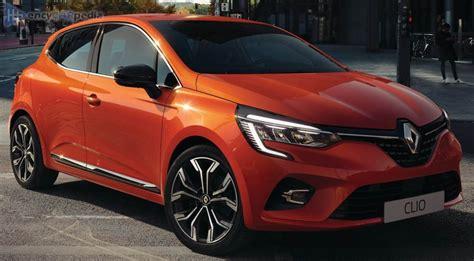 Renault Clio Technical specifications Fuel economy
