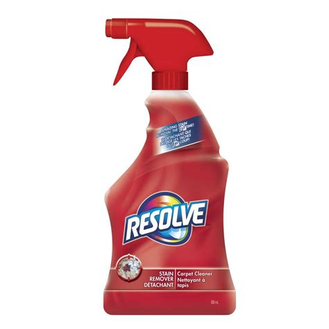 Resolve Deep Clean Carpet Cleaner The Home Depot Canada